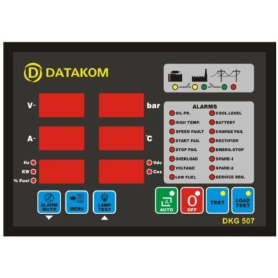 Datakom DKG507 MPU