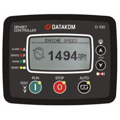 DATAKOM D100 + GSM Modem