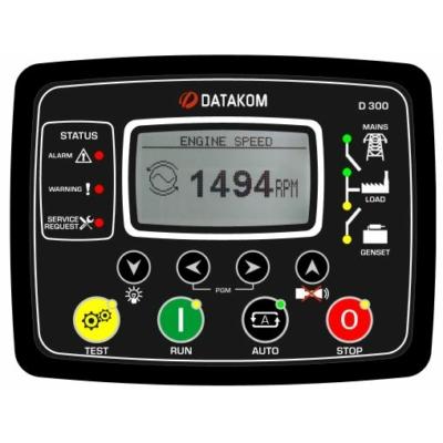 DATAKOM D-300-P MPU J1939 GSM MODEM