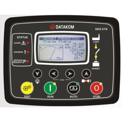 DATAKOM DKG-379 CAN ANL DC J1939 0-10V