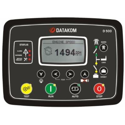 DATAKOM D-500 MK2 MPU J1939